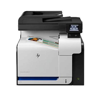hp laserjet pro 500 m570dw multi function color laser printer