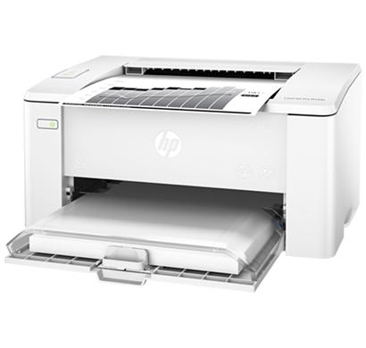 hp laser jet pro m104a printer - g3q36a, 1 year warranty