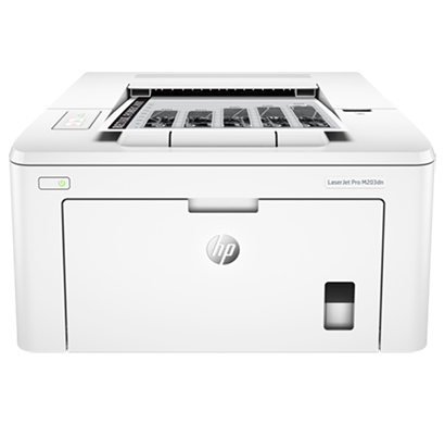 hp laser jet pro m203dn printer - c6n20a, 1 year warranty