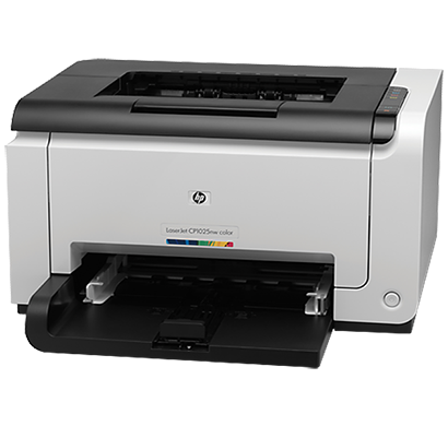 hp laserjet pro cp1025nw color printer- ce918a, 1 year warranty