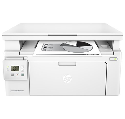 HP LaserJet Pro- M132A All-In-One Monochrome Multi-Functional Laser Printer,1 Year Warranty