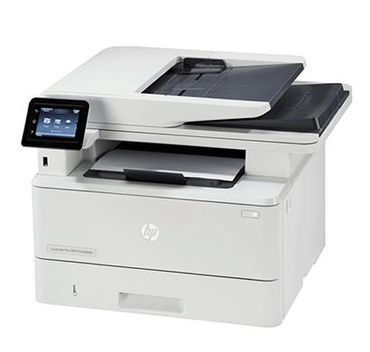 hp m427fdn laser printer (psc / fax/ duplex/ network/ adf) white
