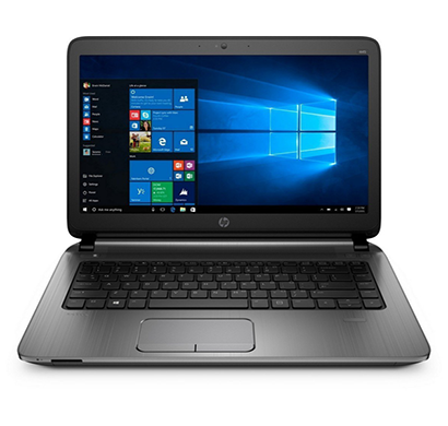 hp nb probook 445 g2 w2p25pa#acj /amd a10-7300/ 8gb ram/ 500gb hdd/ windows 10 pro/dvd/ 14 inch screen/ 5 years warranty/ black