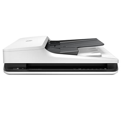 hp scanjet pro 2500 f1 flatbed scanner black and white
