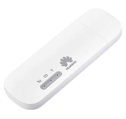 huawei (e8372) 4g/lte wi-fi wingle data card (white)