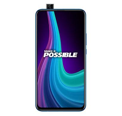 huawei y9 prime (4gb ram/ 128gb storage/ 6.59 inch screen), mix colour