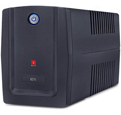 iball- nirantar ups-621, black, 1 year warranty