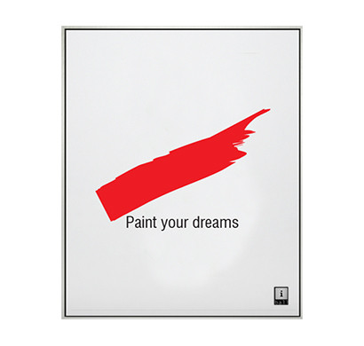 iball frame speaker paint your canvas