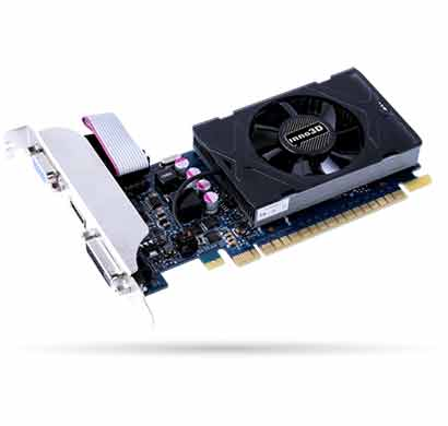 inno3d nvidia geforce gt 730 2 gb ddr5 graphics card (n730-3sdv-e5bx)