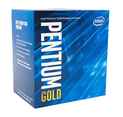 intel pentium gold g5400 lga1151 desktop processor