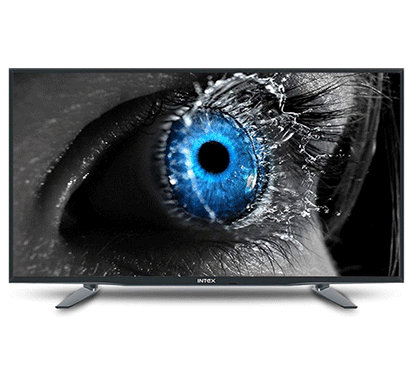 intex 98 cm (40 inch) led-4001 hd ready led tv (black)