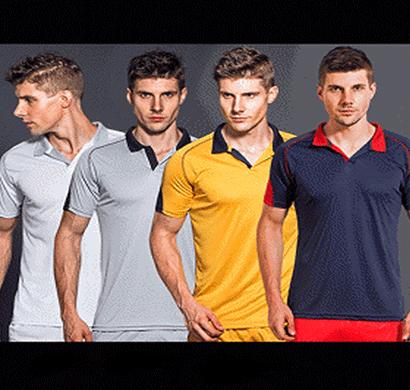 jmp max dri fit polyester h/s t-shirt