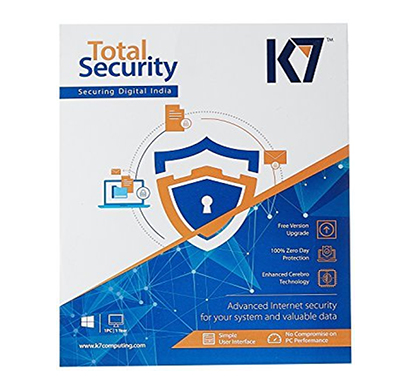 k7 total security 1 user 3 years (cd)
