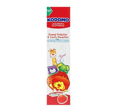 kodomo toothpaste strawberry/ 80g