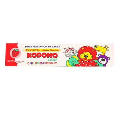 kodomo toothpaste strawberry/ 40g