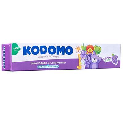 kodomo toothpaste grape/ 40g