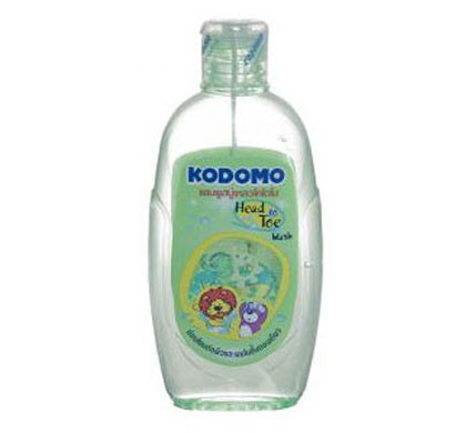 kodomo head to toe/ 200 ml