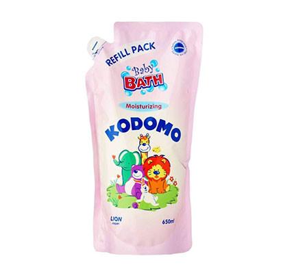kodomo baby bath refill moisturizing/ 650ml