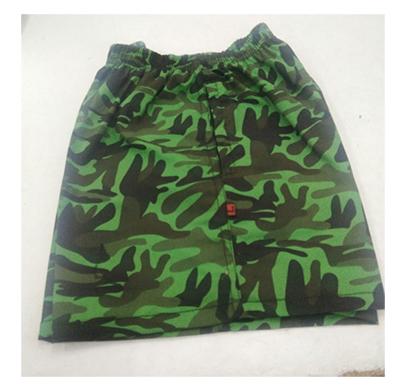 kudos men's cotton army print boxers l xl (multi)