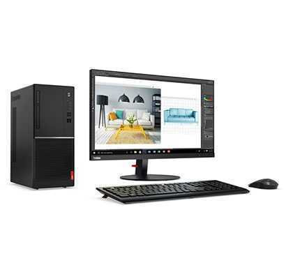 lenovo v520 (10nla011ih) tower desktop pc (intel core i5-7400/ 7th gen/ 4gb ram/ 1tb hdd/ 19.5