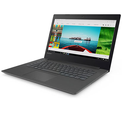 lenovo ideapad 320 (80xu005din) laptop ( n-4200 / 15.6 hd screen / 4gb / 1tb / windows 10 home /integrated graphics) onyx black