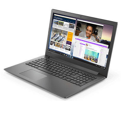 lenovo ideapad 130 (81h50031in) laptop (amd a4-9125/ 4gb ram/ 1tb hdd/ 15.6 hd screen/ windows 10 home/9.0mm super multi tray in/ integrated graphics/ 1 year onsite warranty),black