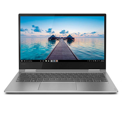 lenovo yoga-530 (81ek00kein) laptop (intel core i7-8550u(8th gen)/ 14.0 full hd touchscreen / 8gb ram/ windows 10 home/ ms office/ 2gb graphics(nvindia)),mineral grey
