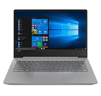 lenovo ip 330s (81f400gqin) laptop (intel core i3-8130u/ 4gb ram/ 1tb hdd/ 14.0 full hd ips screen/ windows 10/ ms office),black
