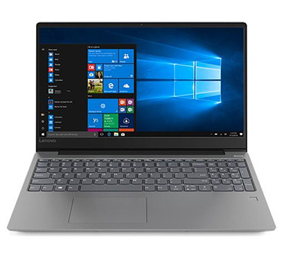 lenovo nb ip330s (81f40165in) laptop (intel core i3-8130u/4gb ram/ 256 gb ssd hdd/windows 10/ integrated gfx/ 14.0 full hd ips anti-glare/ adp on redemption), platinum grey