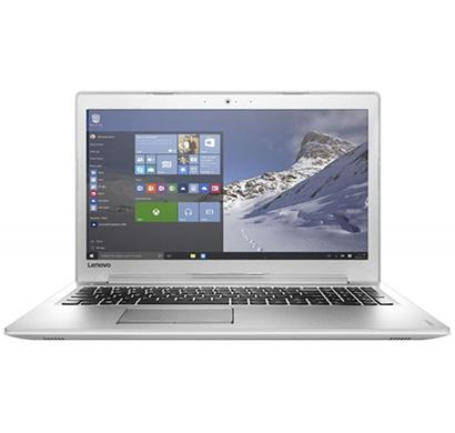 lenovo - 510-15ikb, (80sv011vih) laptop, (intel core i5-7200u, 8gb, 1tb, dos, 15.6inch, silver) 1 year warranty