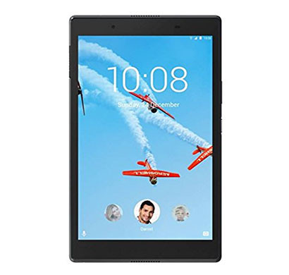 lenovo tab4 8 tablet (8 inch screen/ 16gb/ 2 gb ram/ android nougat 7.1/ voice calling) slate black