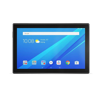 lenovo tab4 10 tablet (16gb/wi-fi/4g lte/10.1 inch) slate black