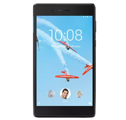 lenovo tab 7 essential 1 gb ram /8 gb rom /7 inch with wi-fi only tablet (slate black)