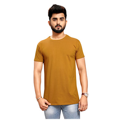 less q branded cotton lycra mens t shirt