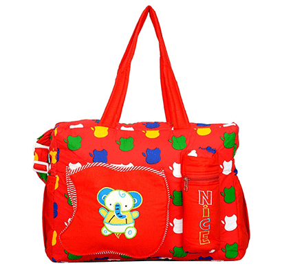 love baby dbb09 apple diaper bag - mother bag - baby bag (red)