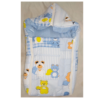 love baby double chain sleeping bag - 594 blue