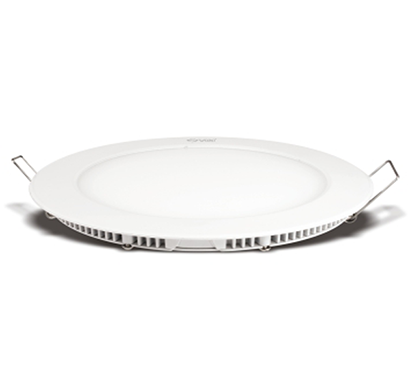 vin luminext rlp 3, round slim panel light 3w, white, 2 years warranty