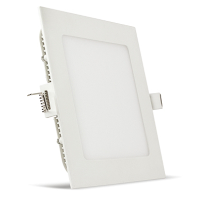 vin luminext slp 6, square slim panel light 6w, white, 2 years warranty