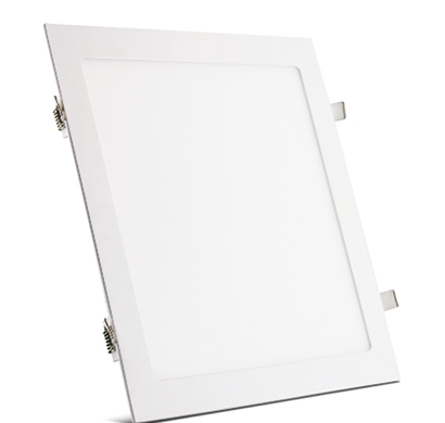 vin luminext slp 24, square slim panel light 24, natural white, 2 years warranty