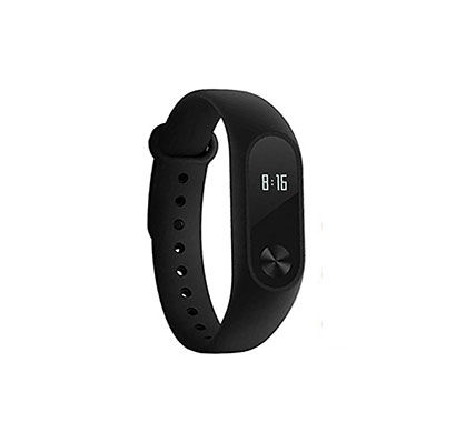 mi band (hrx) edition (black )