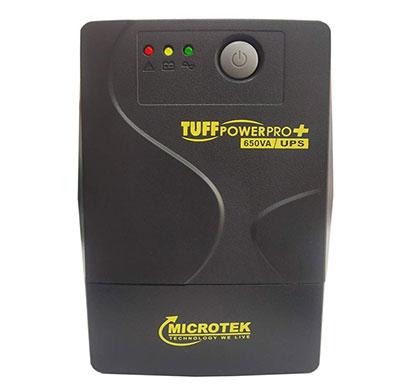 microtek (650va) tuff power pro+ ups