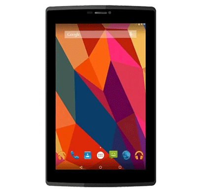 micromax canvas tab p702 16 gb 7 inch with wi-fi+4g tablet (black)