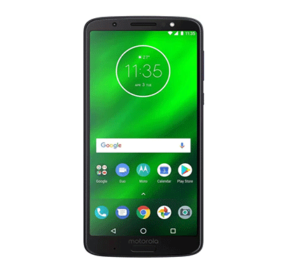 moto g6 plus (6gb ram/64gb rom ),indigo black