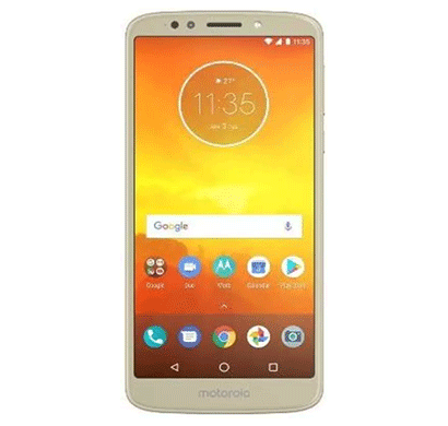 moto e5 (2 gb ram/ 16gb rom/ 5.7 inch screen) fine gold