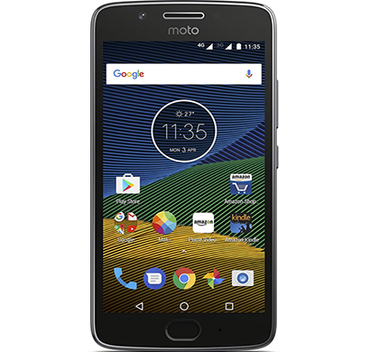 motorola-moto g5 16gb/ 3gb ram/ 1 year warranty grey