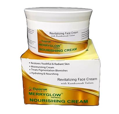 navayur (nbnc002) merryglow nourishing face cream 200 grams