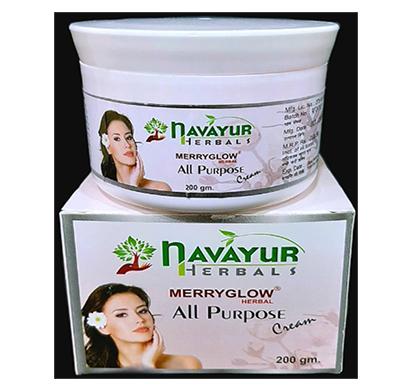 navayur (nbapc002) merryglow all purpose cream 200 grams