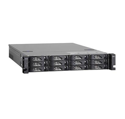 netgear (rr3312) readynas rr3312g0 2u 12-bay rack mount nas with 4x gigabit ethernet diskless
