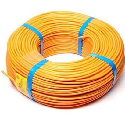 niki- 0.5(16/20) sqmm fr insulated fr insulated single core pvc cable (yellow)