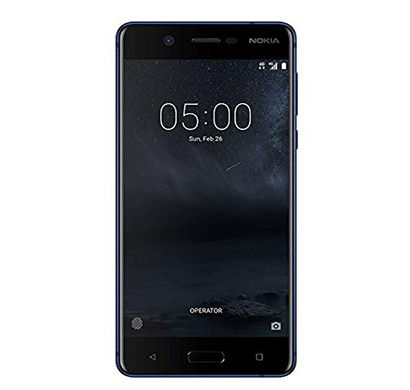 nokia 5 ( 2 gb ram/ 16 gb),mix color